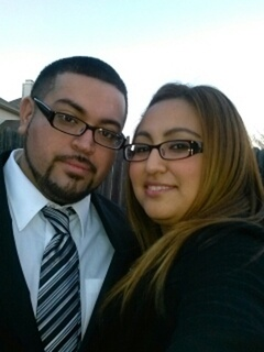 Alberto and Jessica Flores