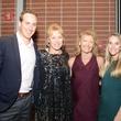 News, Shelby, Dress for Success, October 2014, Mark Crosby, Linda Crosby, Claudette Hilliard, Erika Olson