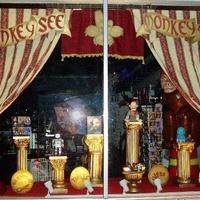 Austin Photo: Places_shopping_monkey_see_monkey_do_window