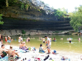 The 12 Best Swimming Holes In And Around Austin Culturemap Austin