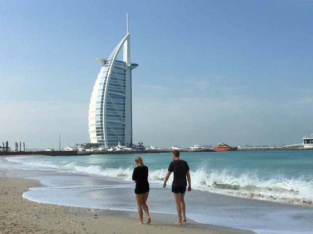 News, Shelby, Dubai Burj Al Arab, January 2015