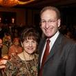 News, Shelby, Holocaust museum luncheon, Nov. 2015,  GF_228 Lynn Gordon, Dr. Hy Penn.