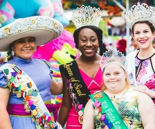 Fiesta Especial queens