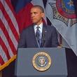 West, Texas, memorial service April 2013 Barack Obama