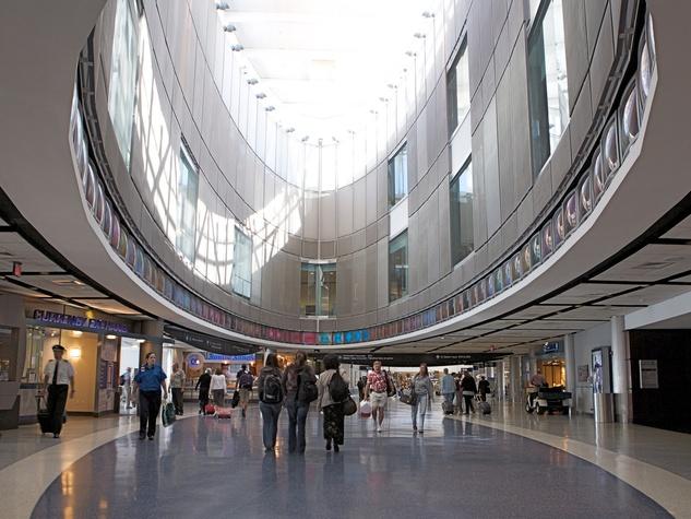 News_Bush Intercontinental Airport_video ring_terminal