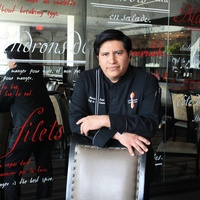 Phlippe Restaurant Executive Chef Manuel Pucha