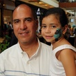 News, Shelby, MD Anderson Children's Fashions, August, 2014,Victor Hernandez with Brenda
