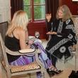 Tribute Goods party, April 2014, Katya Walter, Mary Tally
