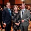 Houston, Space Center Houston Galaxy Gala, April 2017, Space Center Houston CEO William Harris, Misha Laird, Stephen Klimas