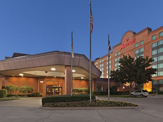 Austin Marriott North exterior