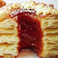 Cronut croissant doughnut pastry