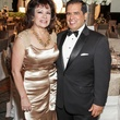 Irma Diaz Gonzalez and Roberto Gonzalez at the Women's Chamber of Commerce Hall of Fame Gala December 2014
