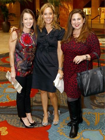 Holly Cooksey, Courtney Bono, Cynthia Bowen