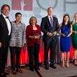 Crisis Intervention Gala Jared Lang, Naomi Madrid, Sandra A. Lopez, Brad Deutser, Kate Suh, and Stephanie Becker April 2014