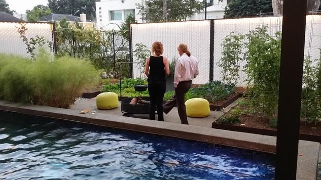 News, Shelby, UH Architecture Memorable Meals, Oct. 2014, Karen Lantz home