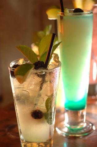 Guadalajara del Centro, drink, GreenStreet