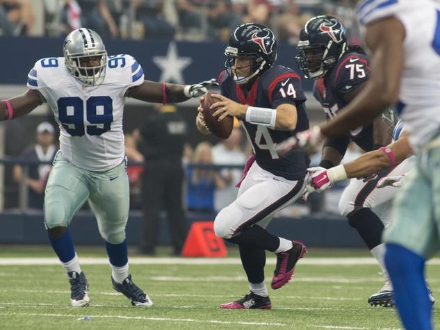 Texans vs. Cowboys Oct. 5, 2014 Fitzpatrick and Dallas 89