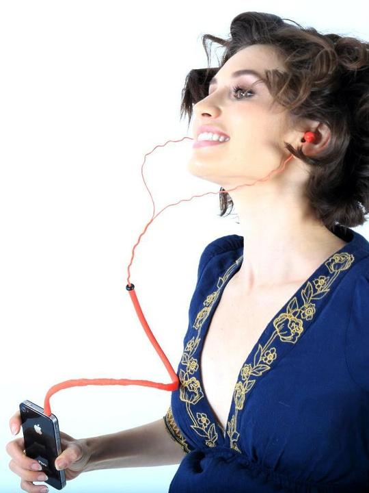CordCruncher headphones