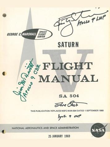 space, Saturn V Flight Manual