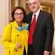 Sue Nan and Rod Cutsinger at the DePelchin Children's Center luncheon April 2014
