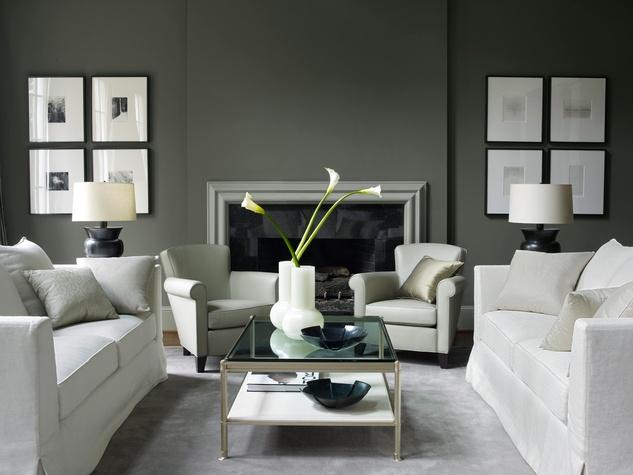 Nancy Braithwaite Simplicity living room