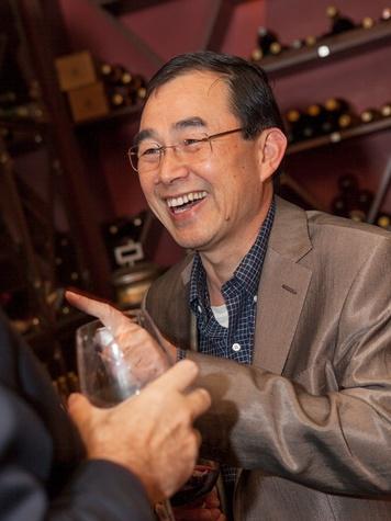 25 Johnathan Le at Zadok's F.P. Journe dinner November 2013