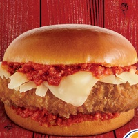 Burger King Parmesan Chicken Sandwich