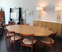 Sputnik Modern, 20th Century furniture
