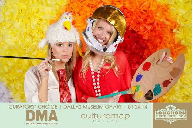Curators Choice Awards, Photo Booth, DMA