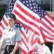 Austin photo: Event_Veterans Parade_Soldiers