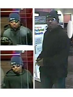 Suspected burglar