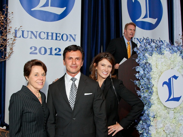 Legacy Luncheon, September 2012, Ginni Mithoff, Monsour Taghdisi, Rosemarie Johnson, list 2