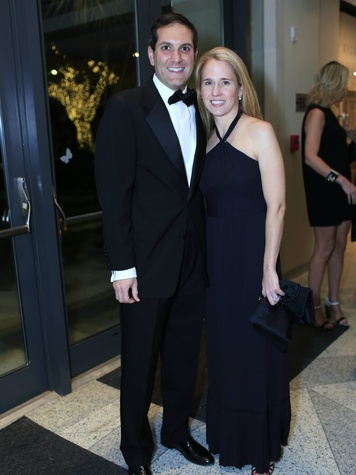 Danielle and Brent Wise, Flora Award