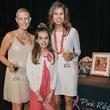 10 Pink at the Brown Houston May 2013 Rachel Midgett, Isabella Waltz, Amy Waltz