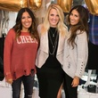 2 Desiree Cox, from left, Krista Burks and Tori Gonzales at the KB Kasuals party September 2014