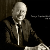 George P. Mitchell obituary photo