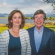 Alayne and John Kane at UST in Colorado June 2014