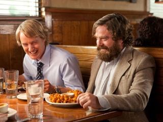 Owen Wilson and Zach Galifianakis in Are You Here