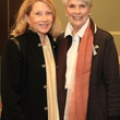 Debbie Oates and Judy Gibbs, DTMG Luncheon