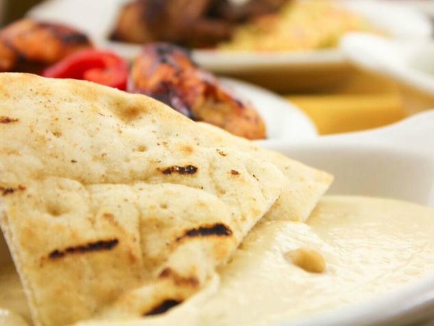 Cafe Izmir hummus