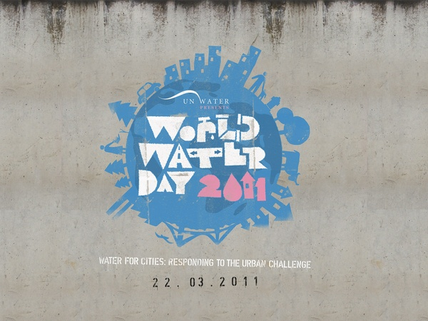 News_World Water Day 2011_logo