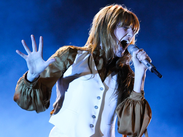 Austin City Limits Festival ACL 2015 Weekend Two Florence + the Machine
