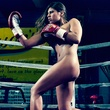 Marlen Esparza ESPN body Issue nude in ring