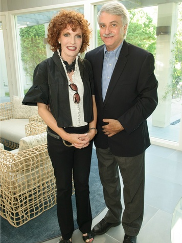 Sarah and Alan Losinger, building hope dinner