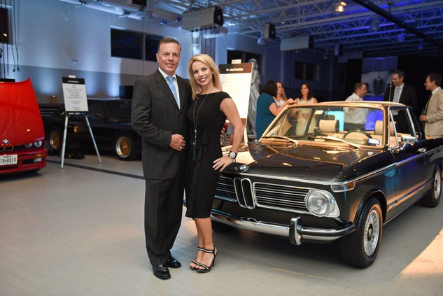 News, Shelby, BMW West grand opening, June 2015