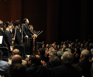 Houston Symphony Andres Orozco Estrada