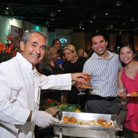 Chef Carmelo Mauro / Wine Rendezvous Grand Tasting & Chef Showcase