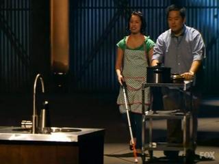 Blindness Is No Handicap For Masterchef Contestant