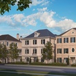 Bancroft Place Houston inner loop development in the River Oaks area June 2013 rendering 1 exterior