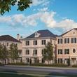 Bancroft Place Houston inner loop development in the River Oaks area June 2013 rendering 1 exterior